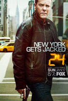 Постер сериала 24 часа