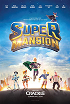 Постер сериала Суперособняк