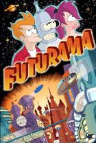 Постер сериала Футурама