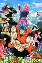 Постер сериала Торико