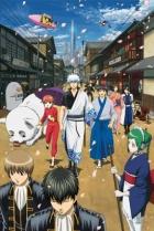 Постер сериала Гинтама