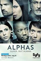 Постер сериала Люди Альфа