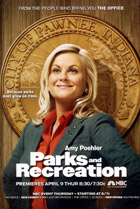 Постер сериала Парки и зоны отдыха