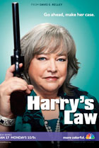 Постер сериала Закон Хэрри