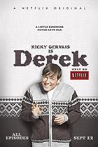 Постер сериала Дерек