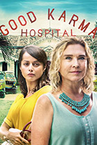 Постер сериала The Good Karma Hospital