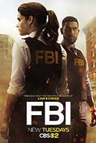 Постер сериала ФБР