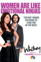 Постер сериала Уитни