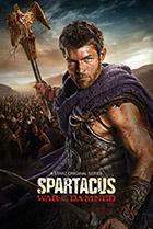 Постер сериала Спартак