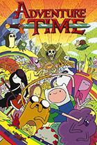 Постер сериала Время приключений