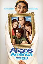 Постер сериала Чужие в Америке