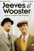 Постер сериала Дживс и Вустер