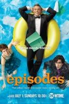 Постер сериала Эпизоды