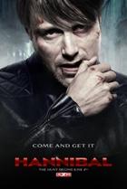Постер сериала Ганнибал