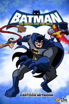 Постер сериала Бэтмен: Отвага и смелость