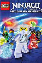 Постер сериала NinjagoLego Ninjago: Masters of Spinjitzu