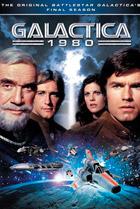 Постер сериала Звездный крейсер Галактика 1980