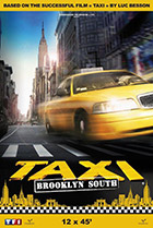 Постер сериала Такси: Южный Бруклин