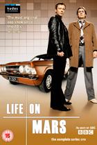 Постер сериала Жизнь на Марсе