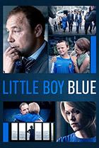 Мальчик в синей футболке