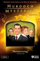 Постер сериала Расследования Мёрдока