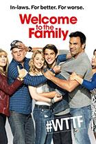 Постер сериала Добро пожаловать в семью