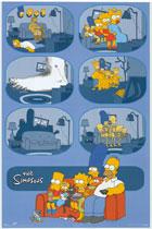 Постер сериала Симпсоны