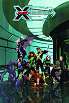 Постер сериала Люди Икс: Эволюция