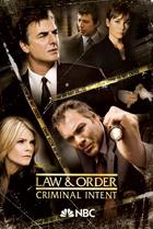 Постер сериала Закон и порядок. Преступное намерение