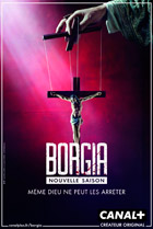 Постер сериала Борджиа