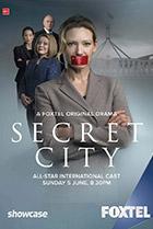 Постер сериала Тайный город