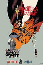 Постер сериала Академия Амбрелла
