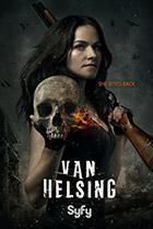 Постер сериала Ван Хельсинг