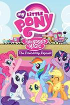 Постер сериала Мой маленький пони: Дружба – это чудо