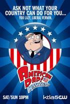 Постер сериала Американский папаша