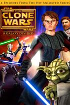Постер сериала Звездные войны: Войны клонов