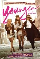 Постер сериала Юная