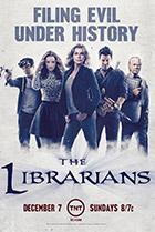 Постер сериала Библиотекари