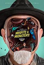 Постер сериала Bobcat Goldthwait's Misfits & Monsters