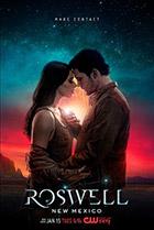 Постер сериала Розуэлл, Нью-Мексико