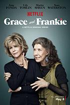 Постер сериала Грейс и Фрэнки