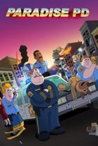 Постер сериала Полиция Парадайза