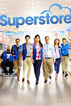 Постер сериала Супермаркет