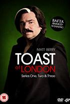 Постер сериала Тост из Лондона