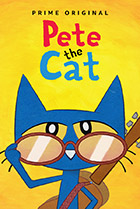 Постер сериала Pete the Cat