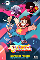 Постер сериала Вселенная Стивена