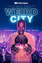 Постер сериала Странный город